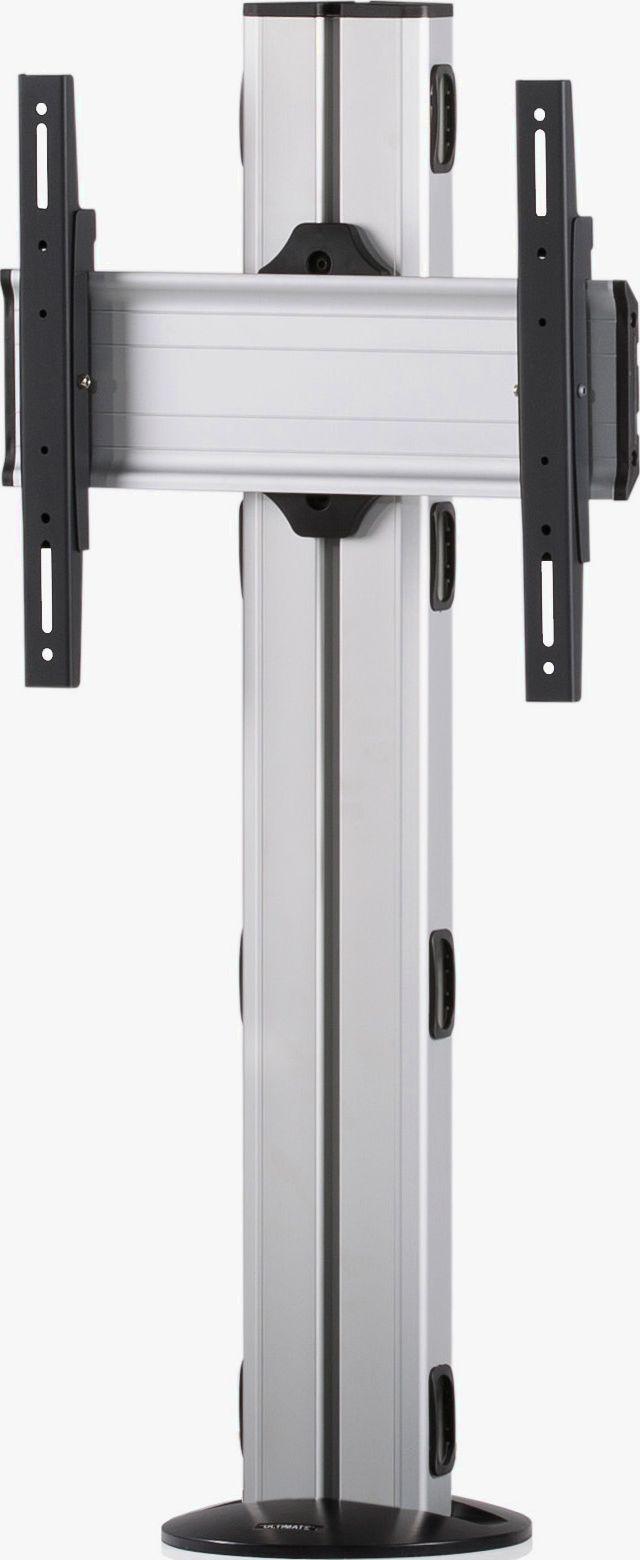 1 Display 1×1, Höhe 110 cm, Standard-VESA, zur Bodenbefestigung