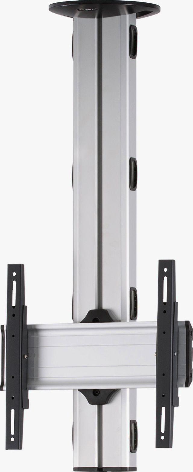1 Display 1×1, Höhe 110 cm, Standard-VESA, zur Deckenbefestigung