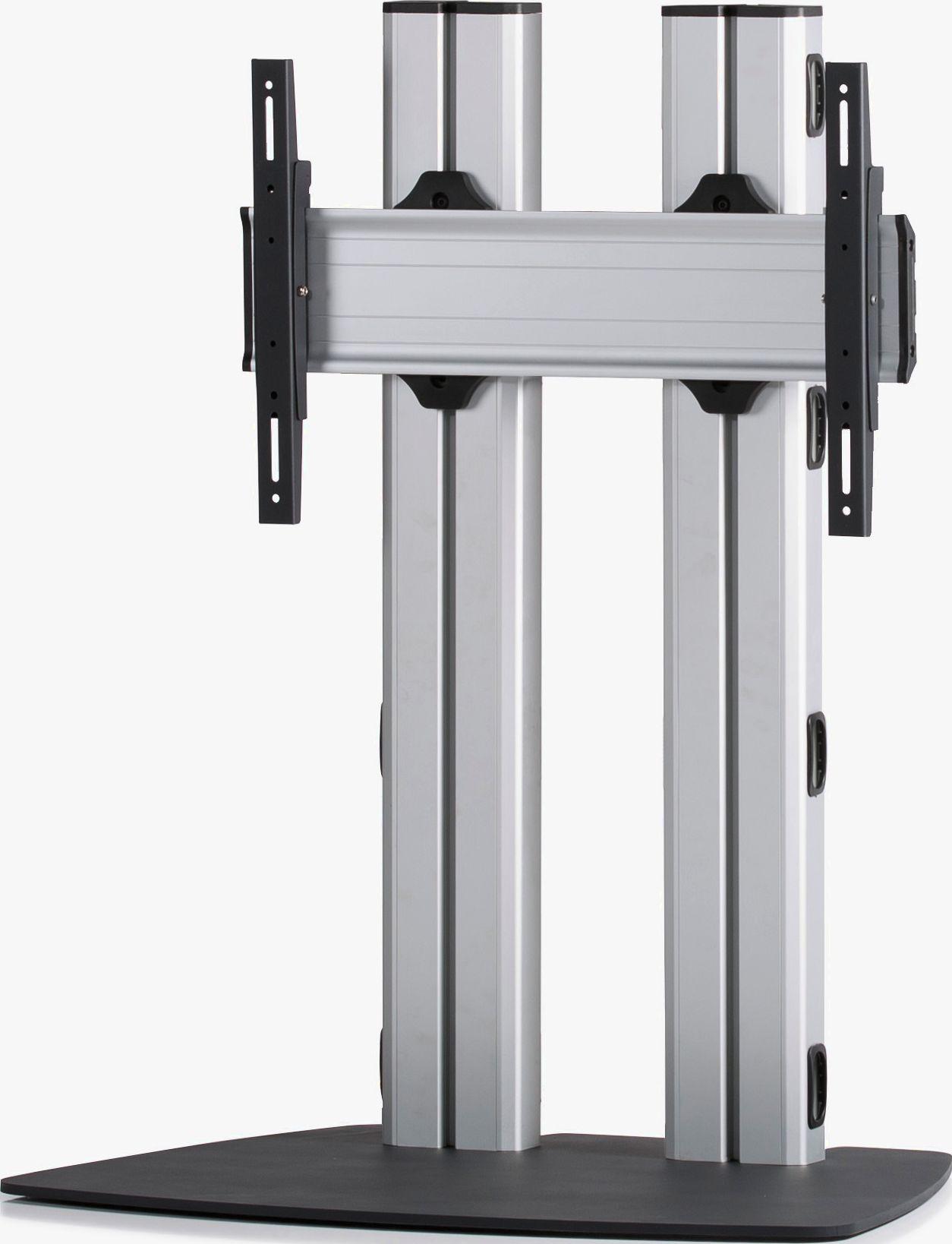 1 Display 1×1, für große Bildschirme, Höhe 110 cm, Standard-VESA, mit Standfuß
