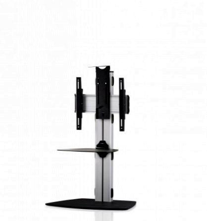 1 Display 1×1, Höhe 110 cm, Standard-VESA, Ablage, Kamera-Halterung, mit Standfuß