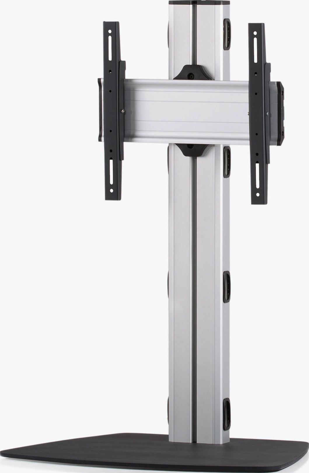 1 Display 1×1, Höhe 110 cm, Standard-VESA, mit Standfuß