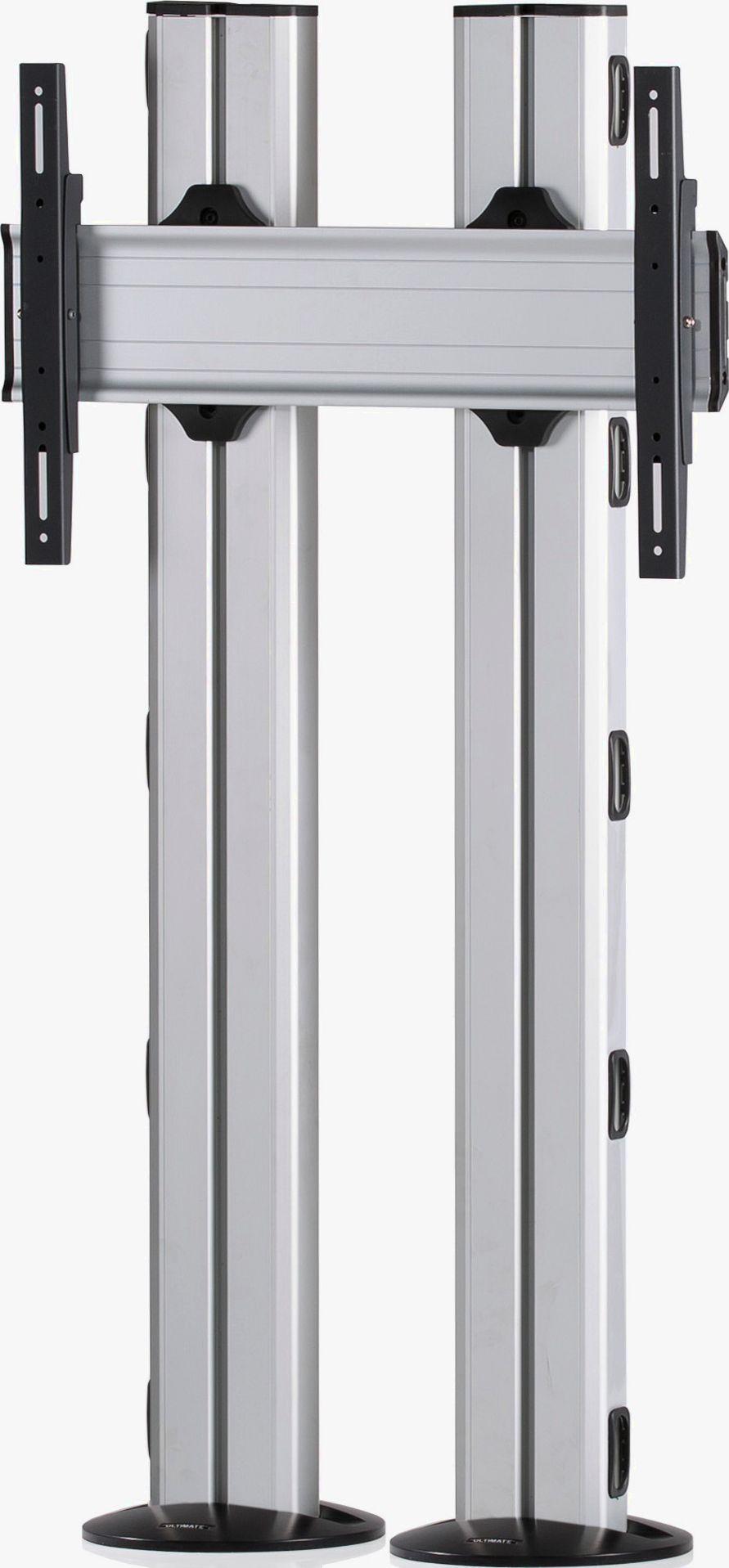1 Display 1×1, für große Bildschirme, Höhe 135 cm, Standard-VESA, zur Bodenbefestigung