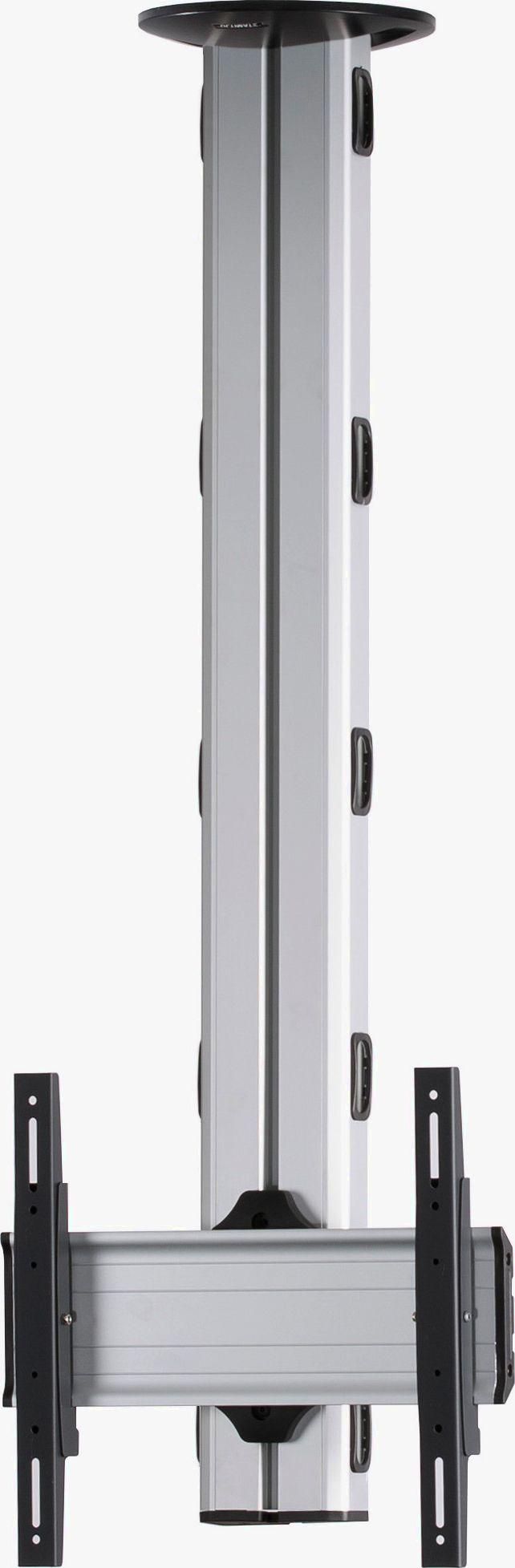 1 Display 1×1, Höhe 135 cm, Standard-VESA, zur Deckenbefestigung