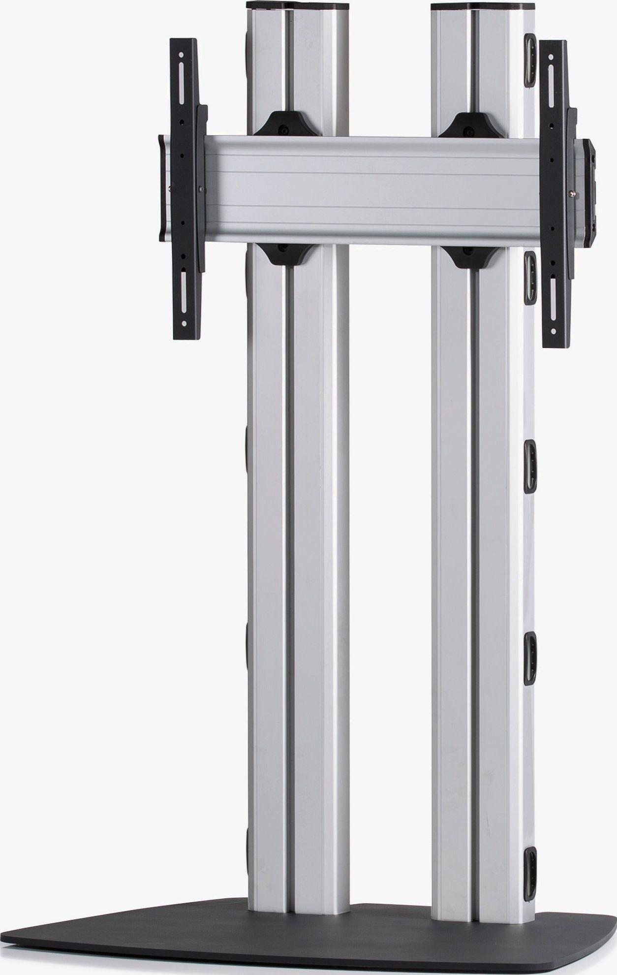 1 Display 1×1, für große Bildschirme, Höhe 135 cm, Standard-VESA, mit Standfuß