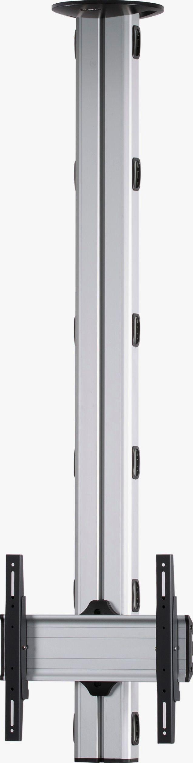 1 Display 1×1, Höhe 180 cm, Standard-VESA, zur Deckenbefestigung