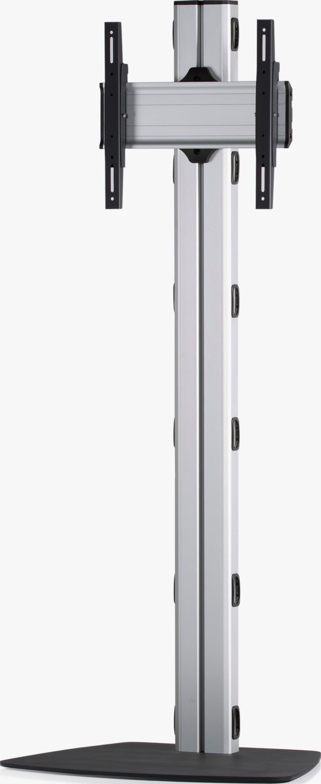 1 Display 1×1, Höhe 180 cm, Standard-VESA, mit Standfuß