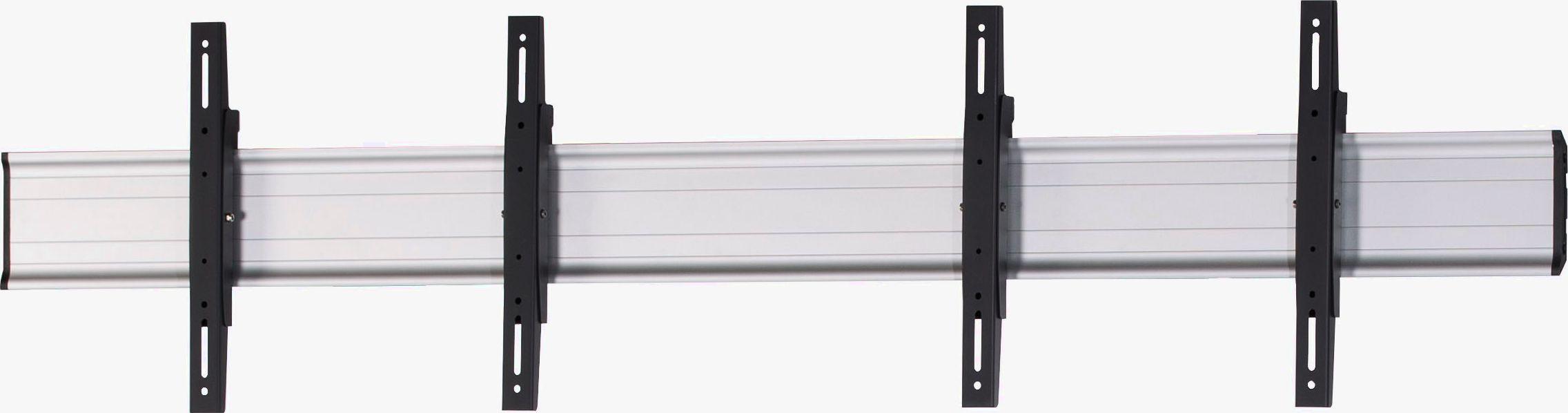 2 Displays 1×2, Standard-VESA, zur Wandbefestigung
