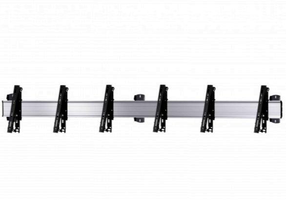 3 Displays 1×3, für große Bildschirme, multifunktioneller VESA, zur Wandbefestigung