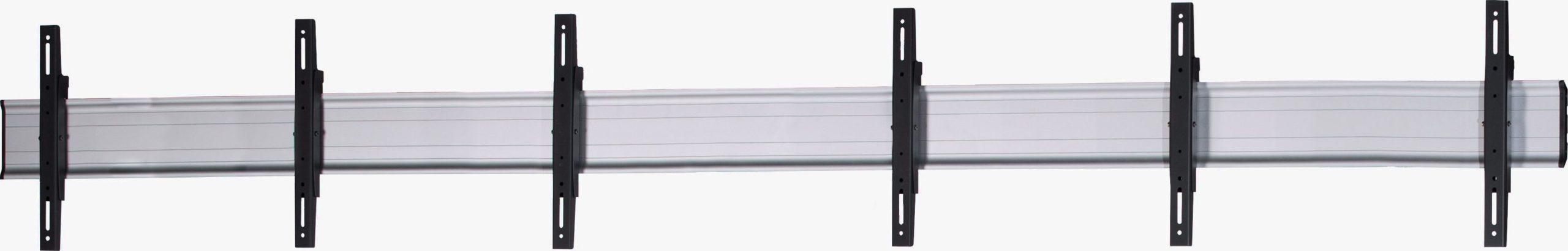 3 Displays 1×3, für große Bildschirme, Standard-VESA, zur Wandbefestigung